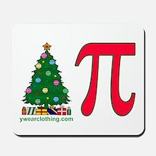 Christmas Pi Mousepad