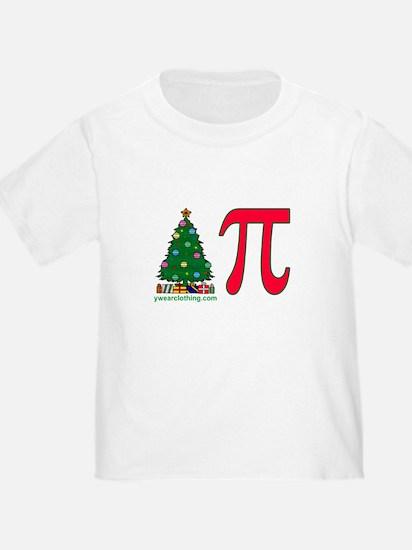 Christmas Pi T