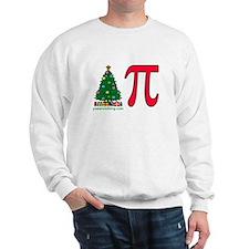 Christmas Pi Sweatshirt