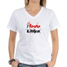 i love Libya Shirt
