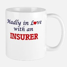 Madly in love with an Insurer Mugs