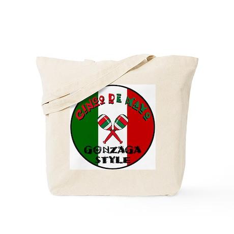 Gonzaga Cinco De Mayo Tote Bag