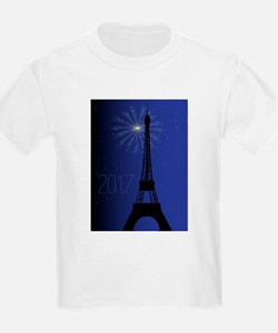 Paris Night 2017 T-Shirt
