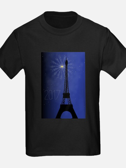 Paris Night 2017 T-Shirt