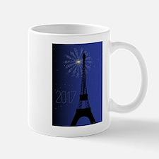 Paris Night 2017 Mugs