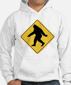 Big Foot Crossing Hoodie