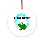 play to win Keepsake (Round)