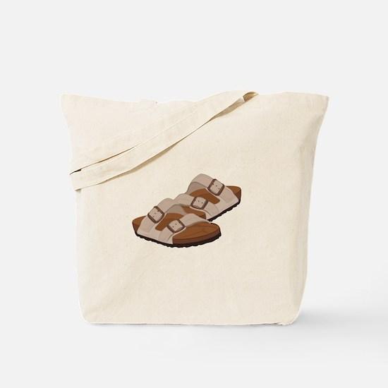 Birkenstock Sandals Tote Bag