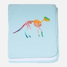 Anoplotherium baby blanket