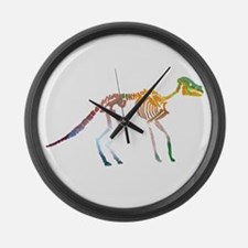 Anoplotherium Large Wall Clock