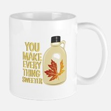 Everything Sweeter Mugs