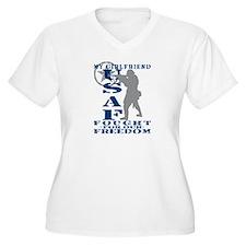 GF Fought Freedom - USAF T-Shirt