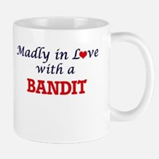 Madly in love with a Bandit Mugs