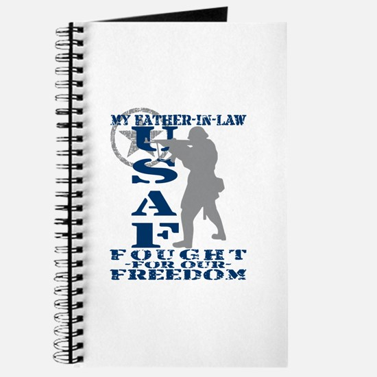 Father-n-Law Fought Freedom - USAF Journal