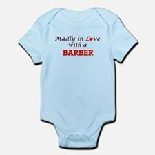 Madly in love with a Barber Body Suit