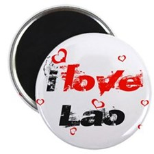 I love Lao Magnet