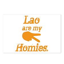 Lao Homies Postcards (Package of 8)