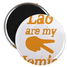 Lao Homies Magnet
