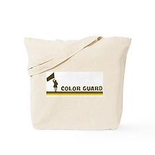 Retro Color Guard Tote Bag