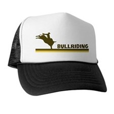 Retro Bullriding Trucker Hat