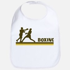 Retro Boxing Bib