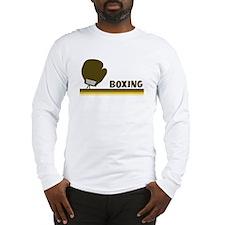 Retro Boxing  Long Sleeve T-Shirt