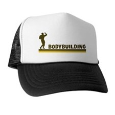 Retro Bodybuilding Cap
