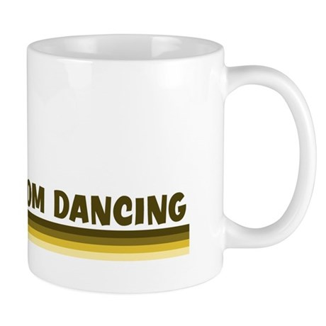 Retro Ballroom Dancing Mug