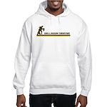 Retro Ballroom Dancing Hooded Sweatshirt