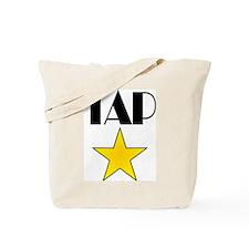 Tap Star Tote Bag
