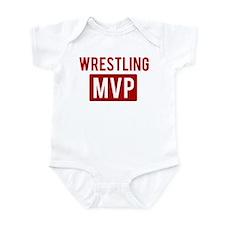 Wrestling MVP Infant Bodysuit