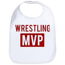 Wrestling MVP Bib