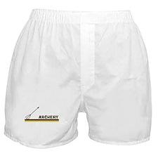 Retro Archery  Boxer Shorts