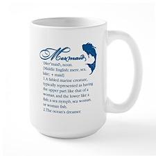Mermaid Defined: Mug