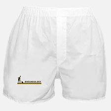 Retro Archaeology Boxer Shorts