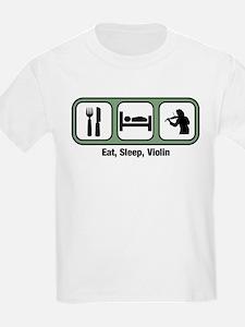 Eat, Sleep, Violin T-Shirt