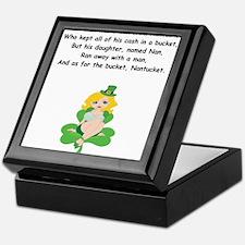 limerick Keepsake Box