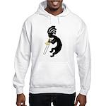 Kokopelli Trombone Hooded Sweatshirt