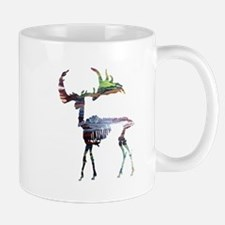 Elk Skeleton Mugs