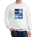 White Water Rafting (blue box Sweatshirt