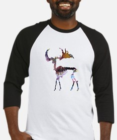Elk Skeleton Baseball Jersey
