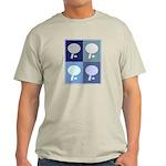 Table Tennis (blue boxes) Light T-Shirt
