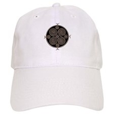Brown Martebo Baseball Cap