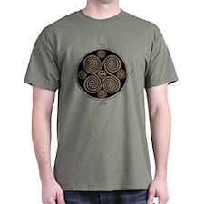 Brown Martebo T-Shirt