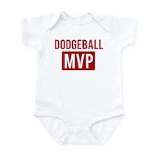 Dodgeball MVP Infant Bodysuit