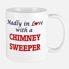 Madly in love with a Chimney Sweeper Mugs