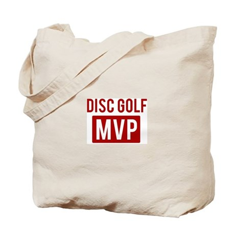 Disc Golf MVP Tote Bag