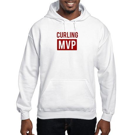 Curling MVP Hooded Sweatshirt
