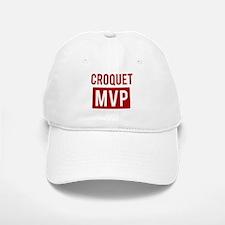 Croquet MVP Baseball Baseball Cap