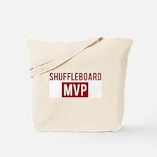 Shuffleboard MVP Tote Bag